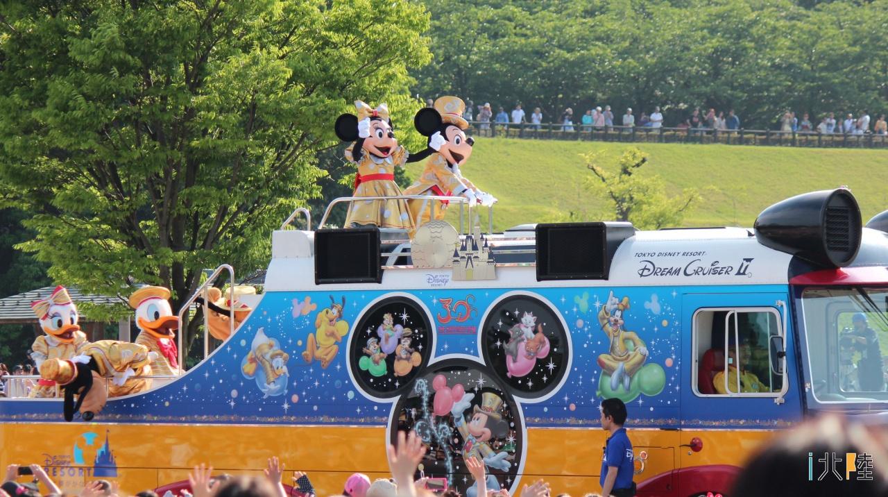 ミッキー達が贈るディズニースペシャルパレード 金沢城百万石まつり「盆