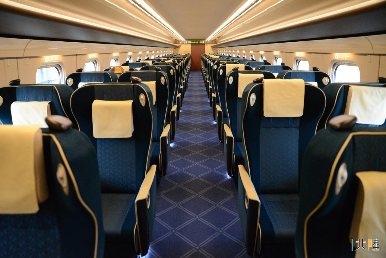 グリーン 車 新幹線