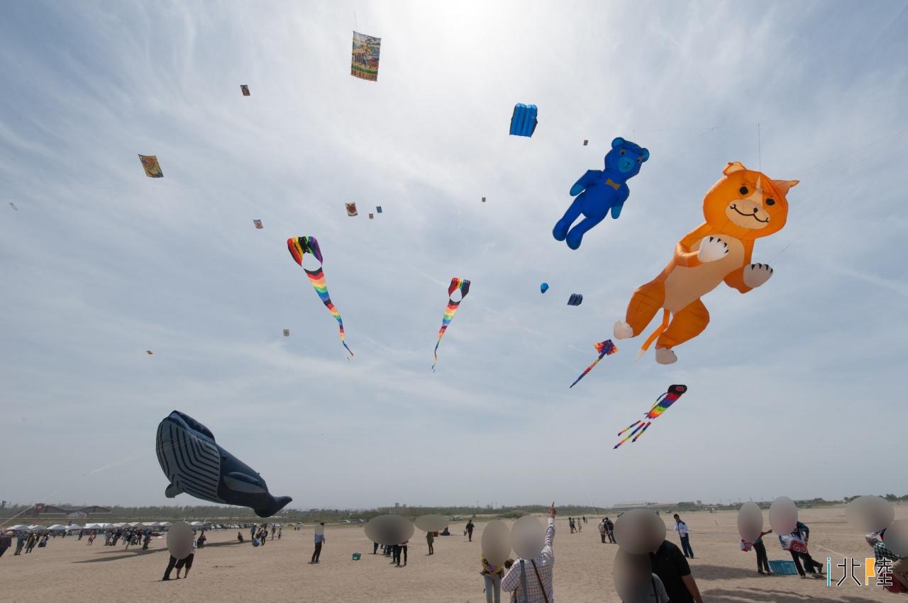 内灘町 第28回 世界の凧の祭典2016