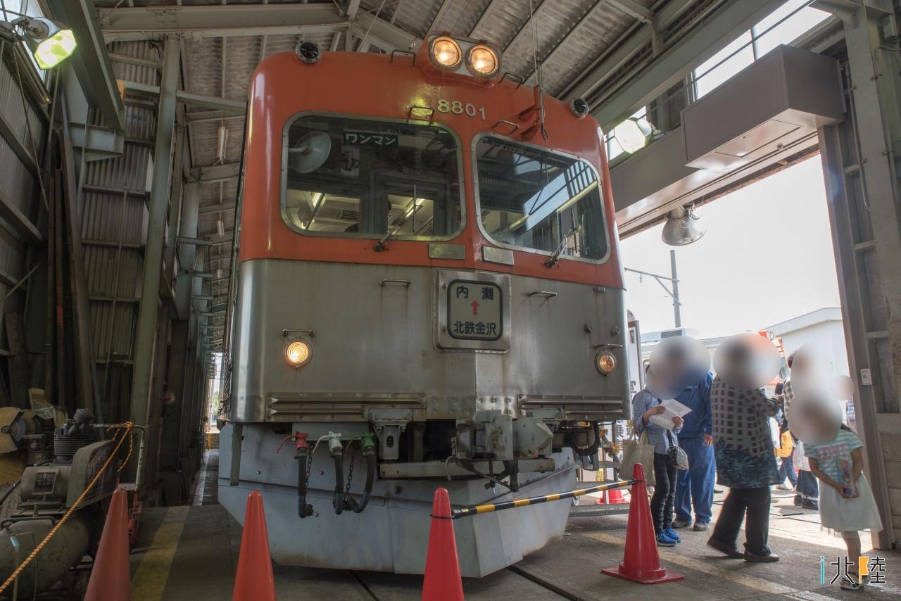 北陸鉄道 浅野川線 2016あさでんまつり